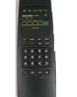 RC-V7A Akai TV