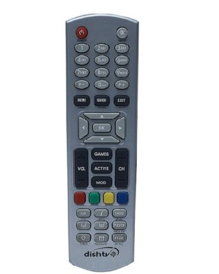 dish tv dth remote control