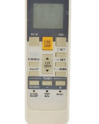 AR-RAJ1E O General AC Remote