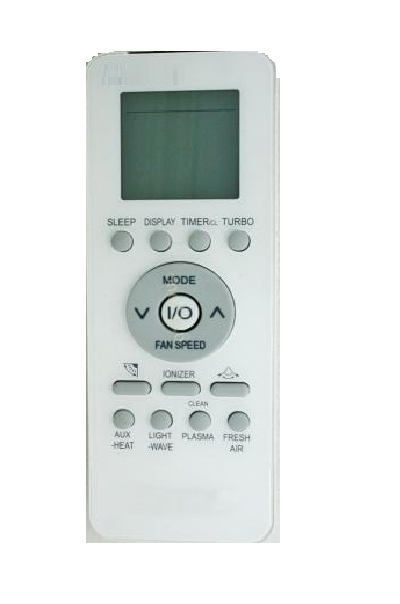 GZ-39GB Glanz & Electrolux AC Remote