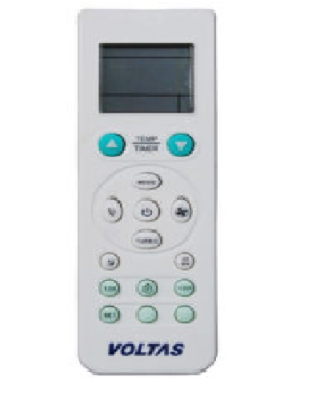 S-03 Voltas AC Remote Control
