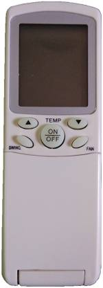 YL-H68 Haier AC Remote