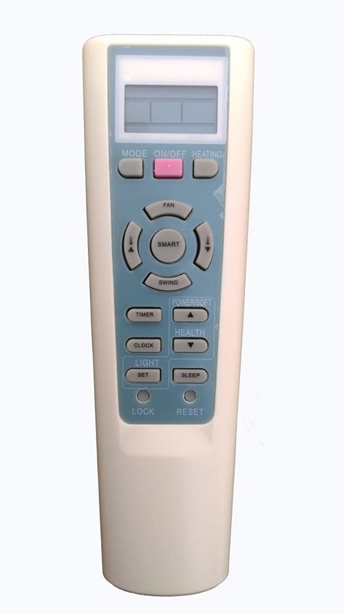 A.C Remote for Haier (30 AC)