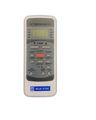 R51M-CE Bluestar AC Remote