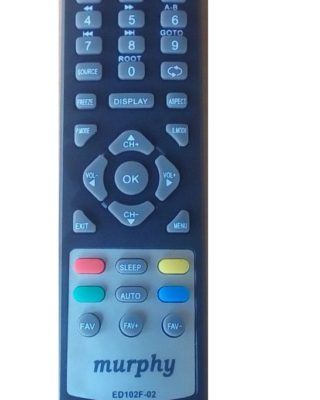 Murphy TV Remote Control