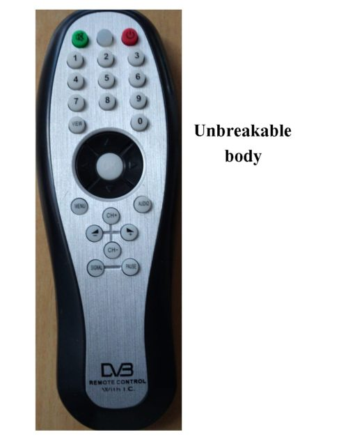 DTH Set Top Box Remote for Free to Air Receiver