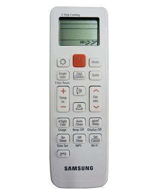 Samsung Split Ac Remote Controller