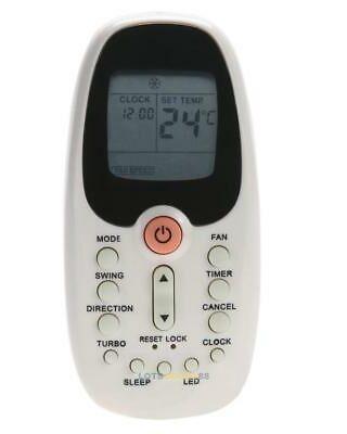 AC-Remote Control Midea-Komeco voltas