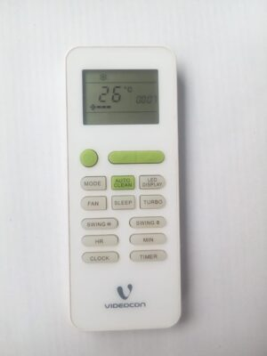 Videocon AC remote