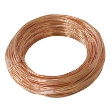 Cooper wire None insulated